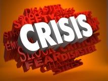 Crisis Concept. Stock Photography
