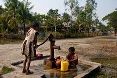 Crisis de agua Imágenes de archivo libres de regalías