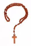 Crisis de la fe Foto de archivo libre de regalías