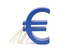 Crisis de la zona euro Fotografía de archivo