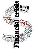 Crisis dollar Stock Images