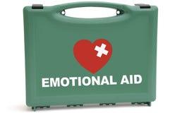 Crisis emocional Foto de archivo libre de regalías