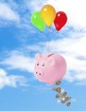 Crisis financiera Foto de archivo
