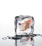 Crisis financiera fotos de archivo