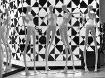 Crisis financiera en el concepto de lujo de la industria de moda Foto de archivo libre de regalías
