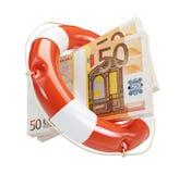 Crisis financiera euro de la ayuda