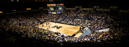 Crisler Arena royalty free stock images