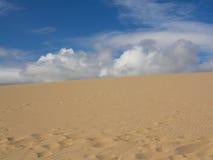 Crismina dunes, Cascais, Portugal Royalty Free Stock Photography