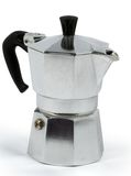 Crisol de Coffe Foto de archivo libre de regalías