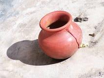 Crisol de la jarra Imagen de archivo libre de regalías