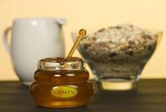 Crisol de la miel Imagenes de archivo