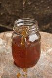 Crisol de miel Fotografía de archivo libre de regalías