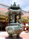 Crisol del palillo de ídolo chino de China imágenes de archivo libres de regalías