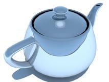 Crisol del té Imágenes de archivo libres de regalías
