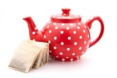 Crisol del té Fotos de archivo libres de regalías
