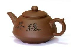 Crisol del té Foto de archivo