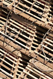 Crisoles de Cray foto de archivo libre de regalías