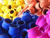 Crisoles de los crisoles Fotos de archivo libres de regalías