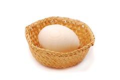 Crisoles para los huevos Imagenes de archivo