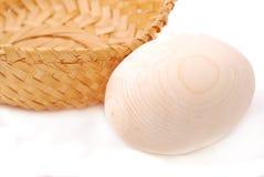 Crisoles para los huevos Fotos de archivo libres de regalías