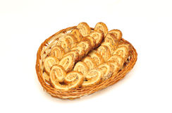 Crisp biscuit Royalty Free Stock Images