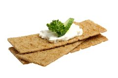 Crisp bread Royalty Free Stock Image