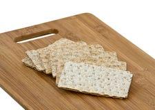 Crisp bread Stock Image