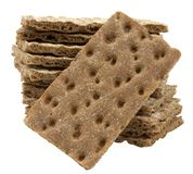 Crisp bread Royalty Free Stock Images