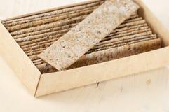 Crisp bread Royalty Free Stock Photography