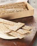 Crisp bread Stock Images