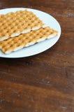 Crisp bread Stock Photos