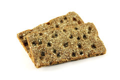 Crisp bread from Sweden Royalty Free Stock Photography