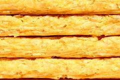 Crisp corn bread Royalty Free Stock Photo