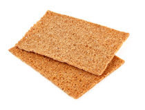 Crisp crackers Royalty Free Stock Photography