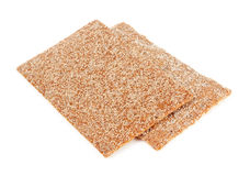 Crisp crackers Royalty Free Stock Image