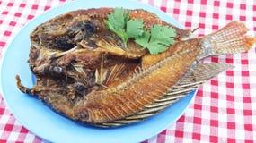 Crisp-fried fish Stock Images