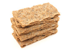 Crisp hard bread Royalty Free Stock Photo