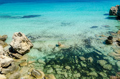 Crisp sea water Stock Photo