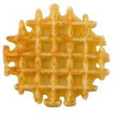 Crisp waffle Stock Photography