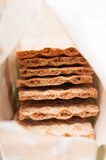 crispbread Photos stock