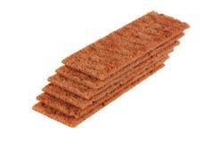 crispbread cienki Zdjęcie Royalty Free