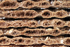 Crispbread stock image