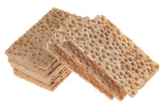 Crispbread royalty free stock photography