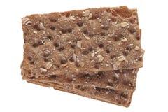 Crispbread stock photo
