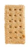 Crispbreads зерна на белой предпосылке Стоковое Изображение RF