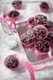 Crispies de chocolat Photo stock