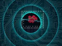 CRISPR technology Stock Photography