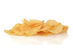Crisps Royalty Free Stock Photography