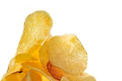 Crisps Royalty Free Stock Photo