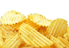 Crisps stock images